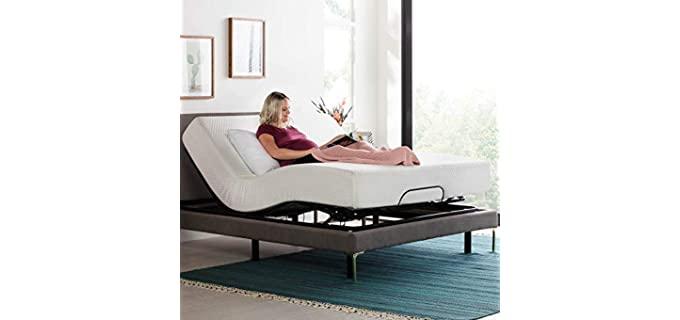 Linenspa Motorized - Adjustable Bed for Seniors