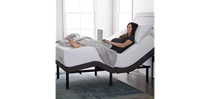 Lucid L300 - Adjustable Bed for Seniors