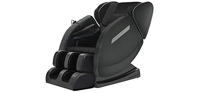 Unisex Full Body - Massage Recliner for Elderly Persons
