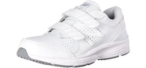 New Balance Women's 411 - Velcro Shoe for Seniors