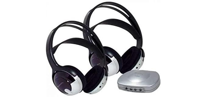 Unisar j3 - Senior's TV Headphones