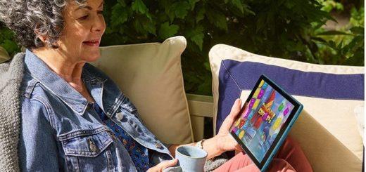 Tablet for Seniors