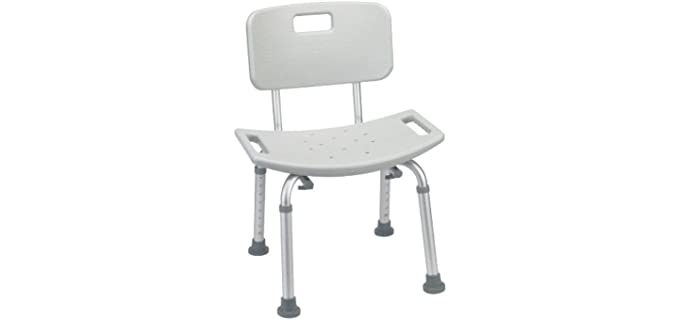 Drive Medical Bathroom Safety - Shower Chair for the Elderly