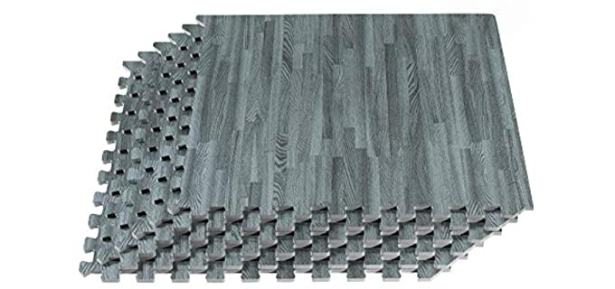 New Forest Printed - Foam Floors for Seniors