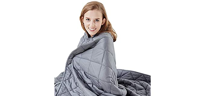 Hypnoser Twin Size - Senior's Weighted Blanket