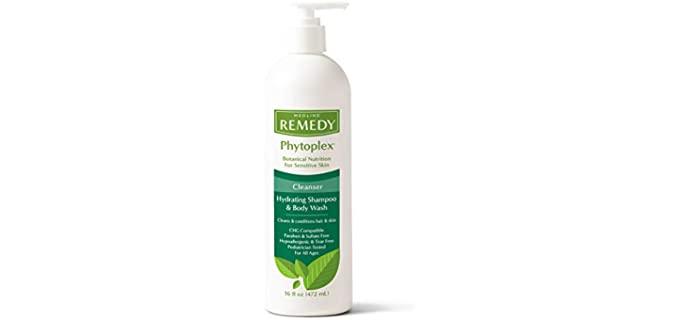 Medline Remedy - No Rinse Shampoo for the Elderly