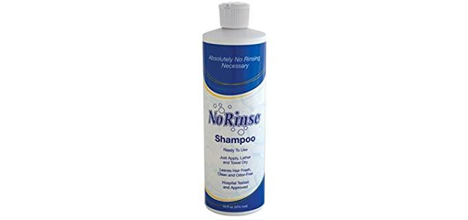 No-Rinse Fresh - Elderly Person's No Rinse Shampoo