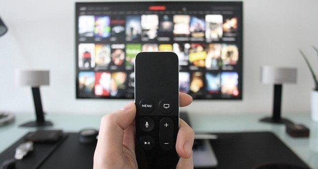 TV Remote for Seniors