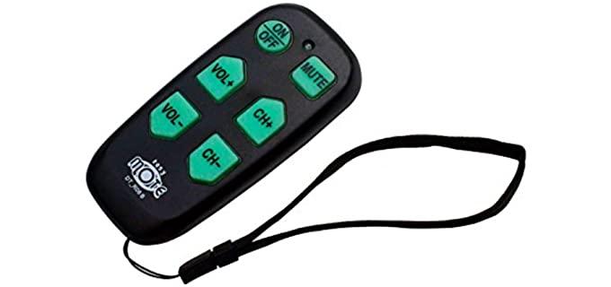 Continuus Universal - TV Remote for Seniors