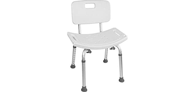 Vaunn Medical - Shower Chair for the Elderly