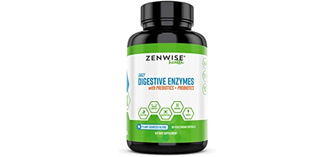 Zenwise Health Digestive - Probiotic for the Seniors