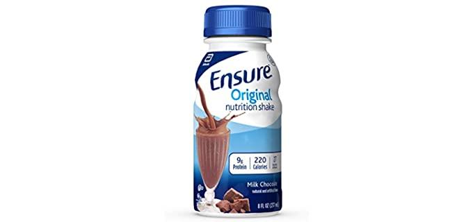 Ensure Original - Protein Based Nutritional Drink for Seniors