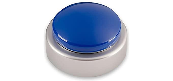 Cirbic Blue Large - Talking Clock for Seniors