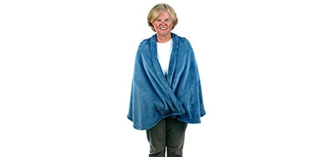 Granny Joe Cape - Bed Jacket for the Elderly