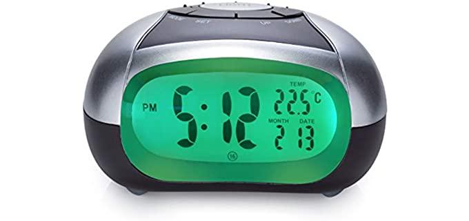 Loud Talking Alarm Clock