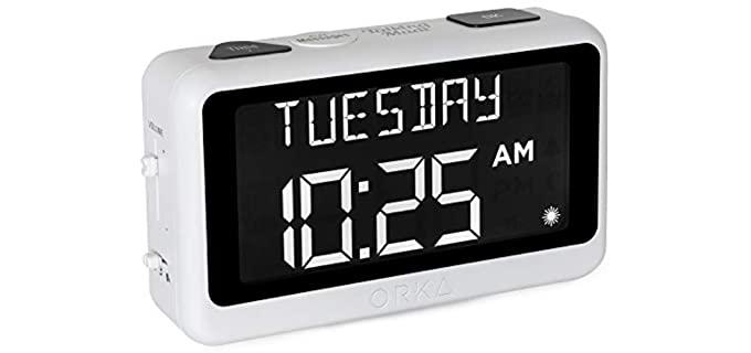 Orka Digital - Talking Clock for the Elderly