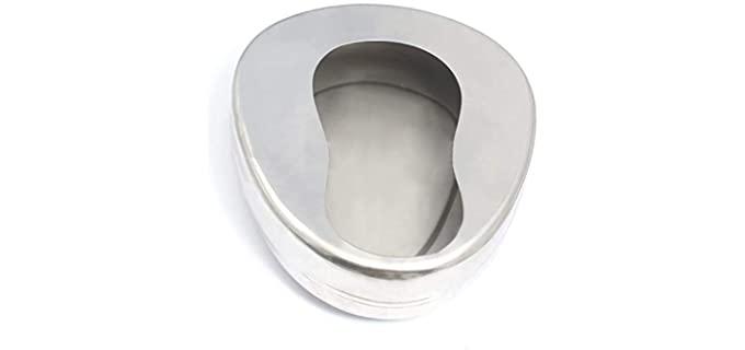 OdontoMed 2011 - Stainless Steel Bed Pan for Seniors