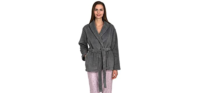 TowelSelections Premium - Bed Jacket for the Elderly