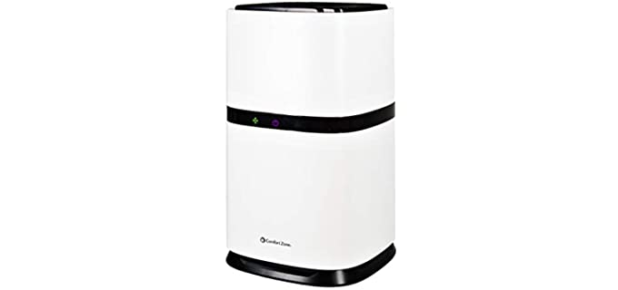 Comfort Zone Clean - Air Purifier for Older Person