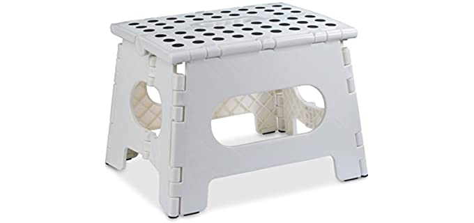Handy Laundry Foldable - Step Stool for the Elderly
