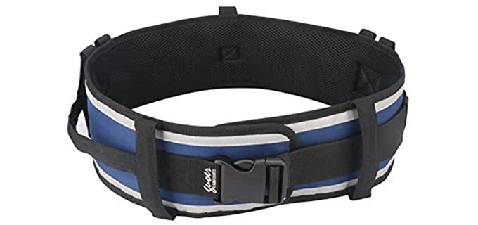 Guoer Nursing - Gait Belt for the For Elderly for Lift and Transfer
