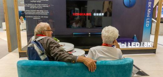 High Sofa for the Elderly