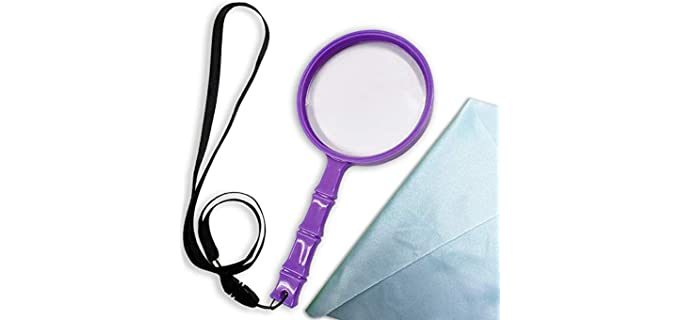 Lele Life 5X - Magnifying Glass for Elderly