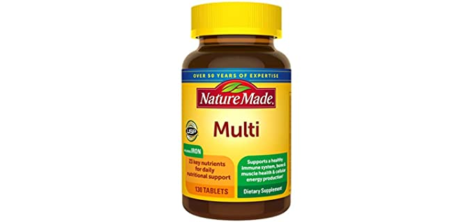 Nature Made Multi Daily - Multivitamin for Senior Persons