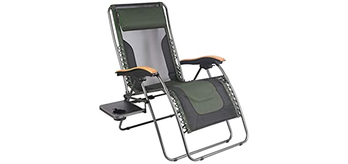 Portal Oversized - Outdoor Chair for the Elderly