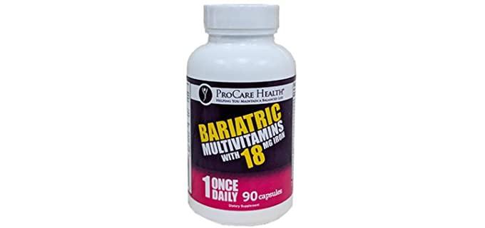 Baraitric - Multivitamin for a Senior