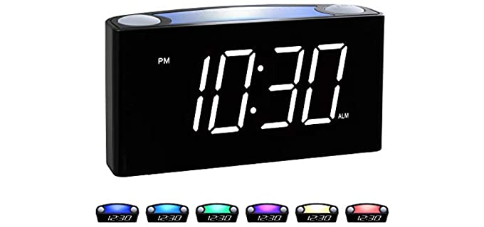 Rocam Large - Senior's Alarm Clocks