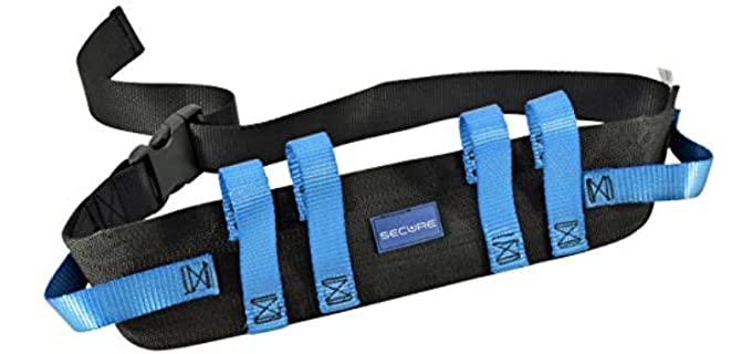 Secure Transfer Handle - Gait Belt for Elderly for Lift and Transfer