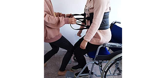 Transfer Sling Plceo - Lifting Belt for the Elderly