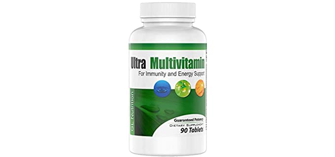 Great Lakes Nutrition Ultra - Senior's Multivitamin