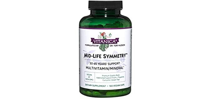 Vitanica Mid-Life Symmetry - Senior's Multivitamin