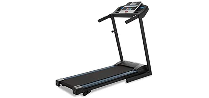 Xterra Electric - Foldable Treadmill for Seniors