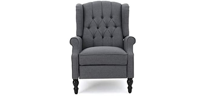 GDF Elizabeth - High Tufted Sofa for the Elderly
