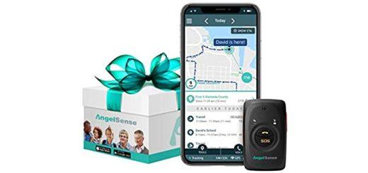 GPS Tracker for the Elderly
