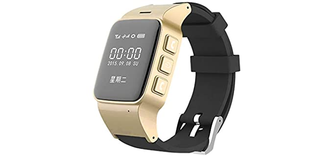 Beacon Smart Watch - GPS Tracker for Elderly Persons