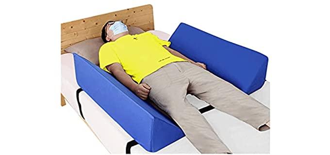 Aossa Bed Railing - Bedrail Alternative for Seniors