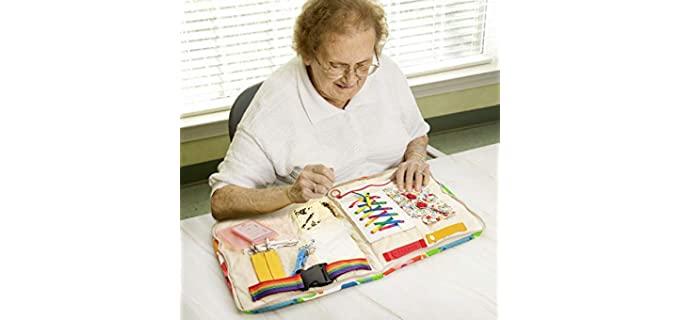 Espijo Memory Loss - Fidget Blankets for Seniors