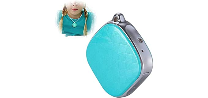 Sonew Wifi A9 - GPS Pendant Trackers for Seniors