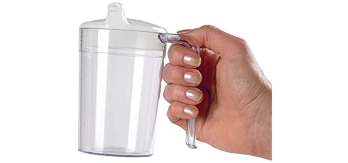 Homecraft Clear - Sippy Cup for Seniors