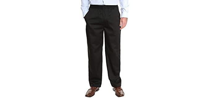 Pembrook Full - Elastic Waist Pants for Seniors