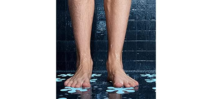 AmeriLuck textured - Safety Strips for Shower