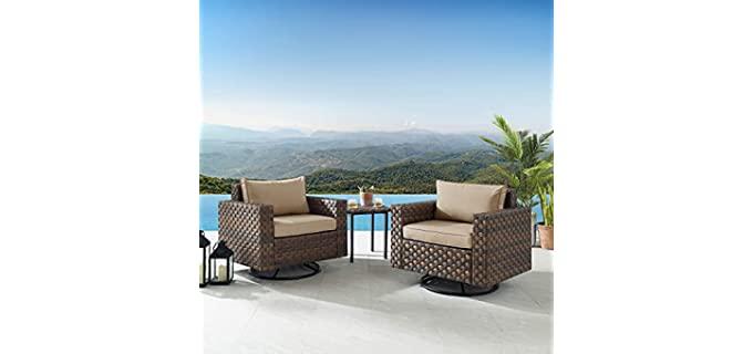 Art Leon Bistro - Senior's Outdoor Chair