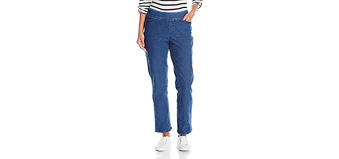 Chic Classic - Elastic Waist Pants for the Elderly