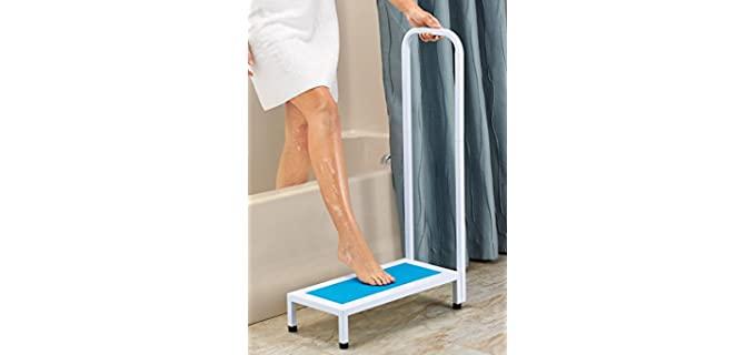 Jobar International - Bath Step Stool for Seniors