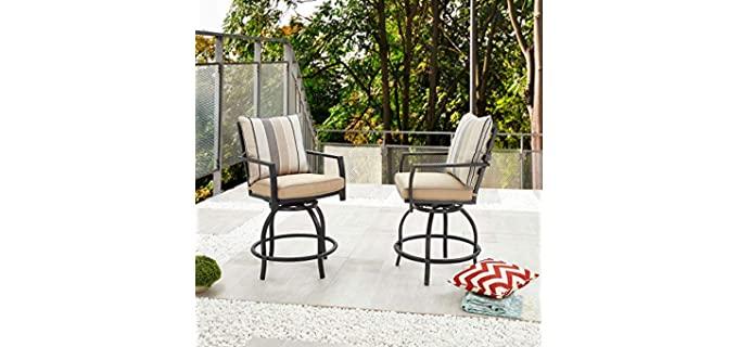 Lokatse Home - Patio and Bar Chair