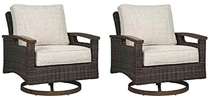 Signature Design Ashley - Senior Outdoor Chair